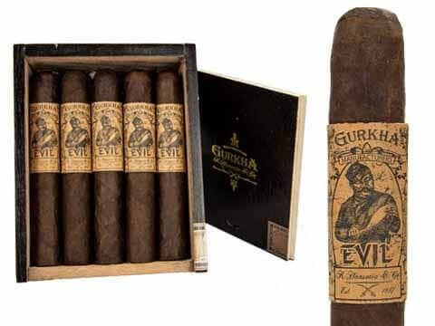 gurkha cigars rubusto