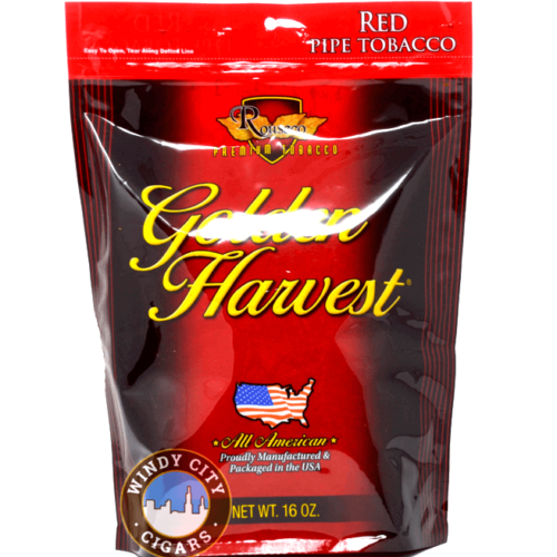 Golden Harvest tobacco