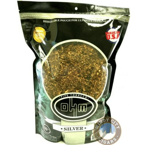 OHM (Silver) Pipe Tobacco