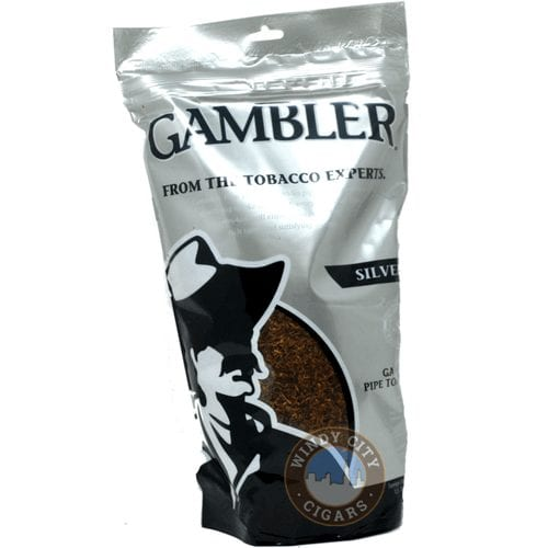 Gambler Tobacco Silver