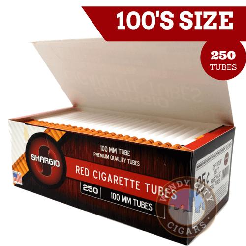 Shargio Red 100's