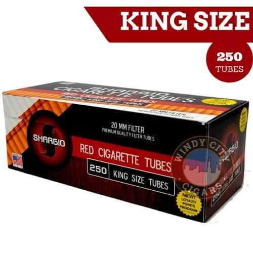cigarette tubes