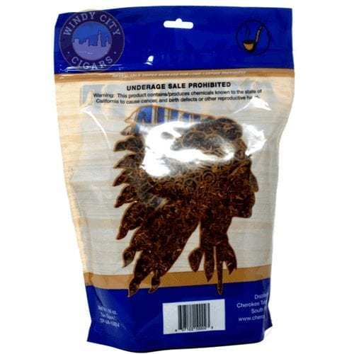 cherokee blue tobacco