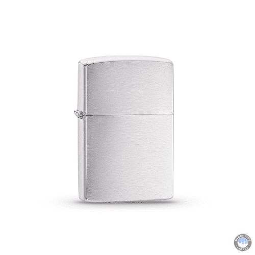 Zippo – Polished Finish Chrome