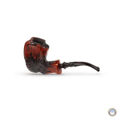 Erik Nording Pipe – Rustic #4