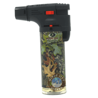 Mossy Oak Eagle Torch Gun Lighter