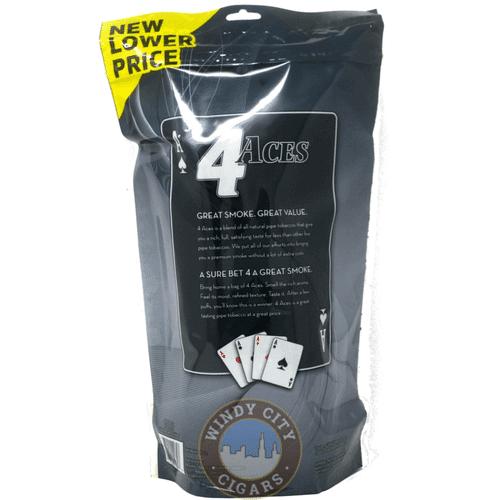 4 aces tobacco silver