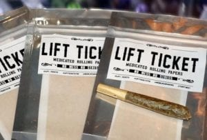 Lift Ticket Rolling Papers