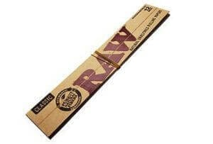 RAW Supernatural Foot-Long Rolling Papers