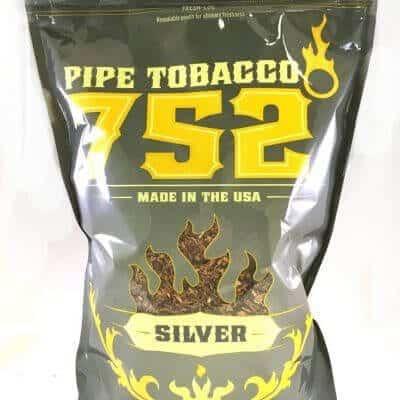 752° Pipe Tobacco Silver