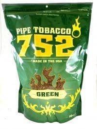 752° Pipe Tobacco Green