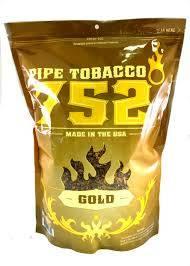752° Pipe Tobacco Gold
