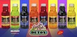 Champ detox drinks in all flavors
