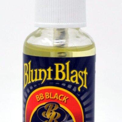 Blunt Blast Concentrated Air Freshener Spray Bb Black