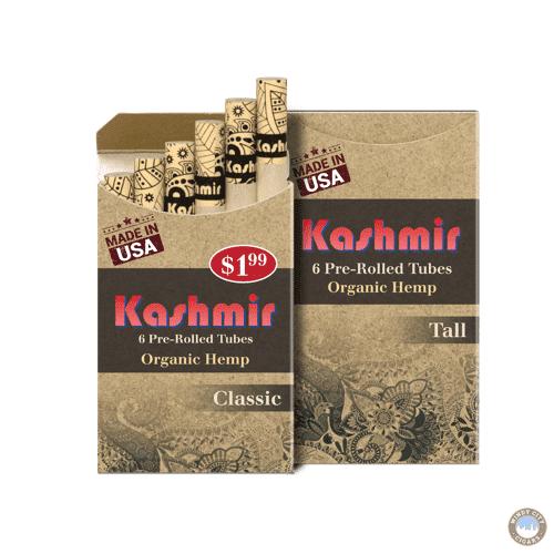 Kashmir Pre-Rolled Tubes – Organic Hemp