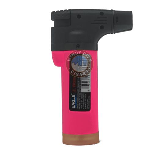 pink eagle torch lighter