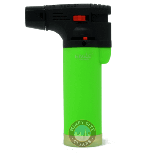 green eagle torch lighter