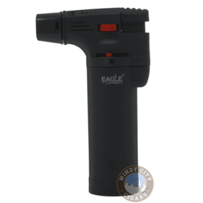 torch lighter eagle black