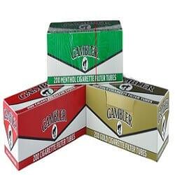 Gambler Cigarette Tubes