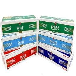 Premier Cigarette Tubes