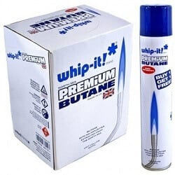 Whip-It Butane