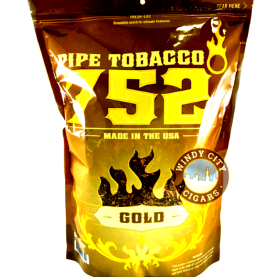 752° Pipe Tobacco Gold