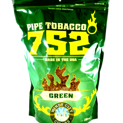 752° Pipe Tobacco Green