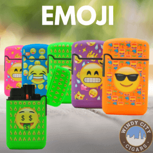 Emoji Torch lighter