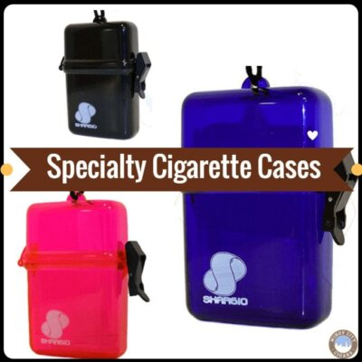 Specialty Cigarette Cases