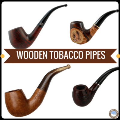 Wooden Tobacco Pipes