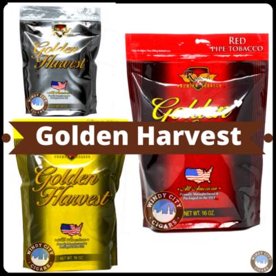 Golden Harvest Pipe Tobacco