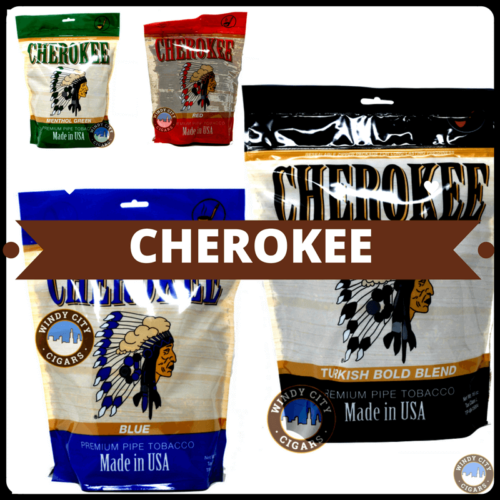 Cherokee Pipe Tobacco