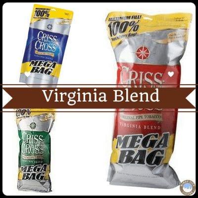 Criss Cross Virginia Blend Pipe Tobacco