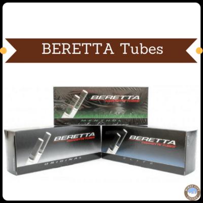 Beretta Cigarette Tubes