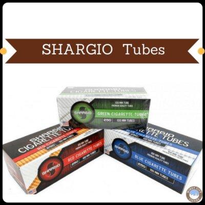 Shargio Cigarette Tubes