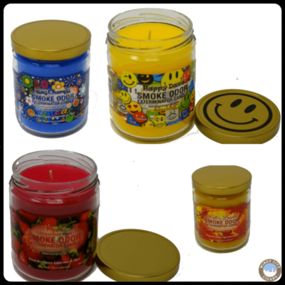 Smoke Odor Eliminator Candles