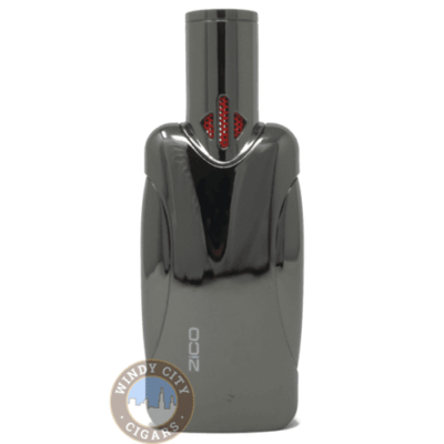 ZICO ZD-46 (ORIGINAL) REFILLABLE TORCH LIGHTER - BLACK