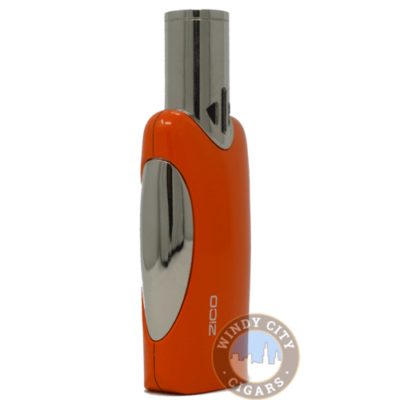 ZICO ZD-46 (ORIGINAL) REFILLABLE TORCH LIGHTER (ORANGE)