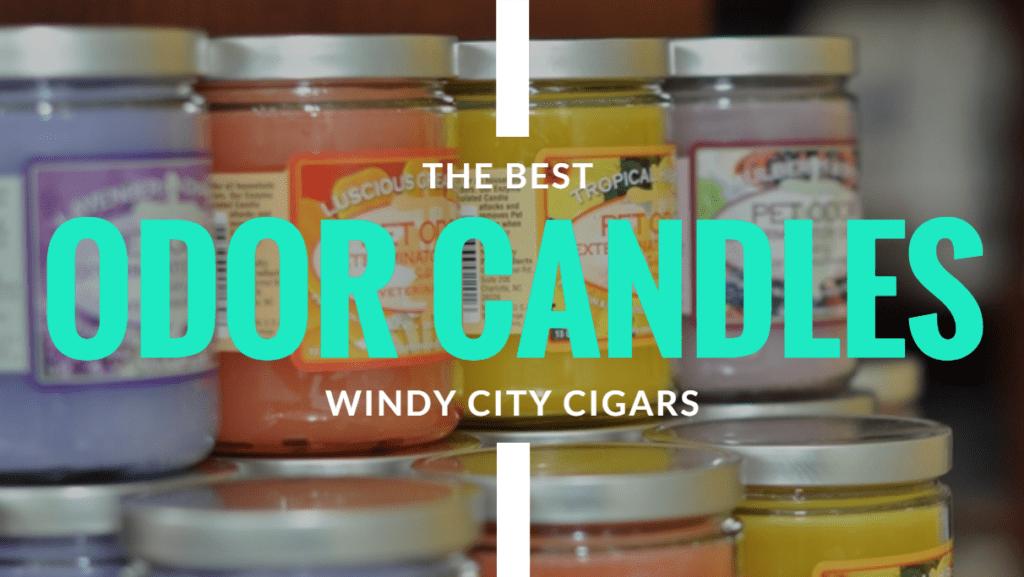 Best smoke odor eliminator candles for sale