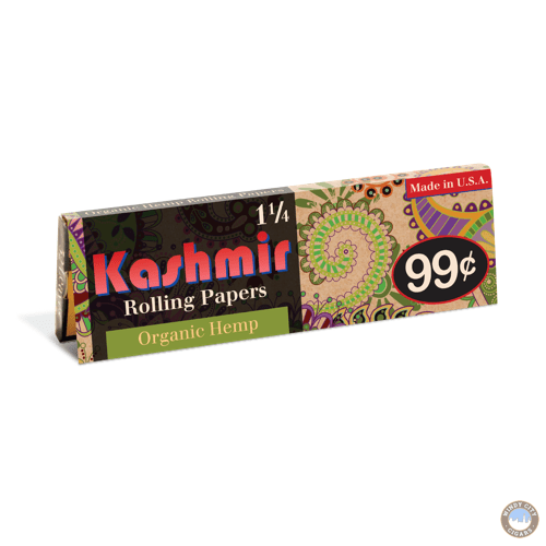 Kashmir Rolling Papers - Organic Hemp 1 14