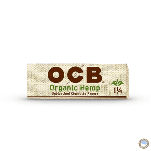 OCB Rolling Papers - Organic Hemp Slim