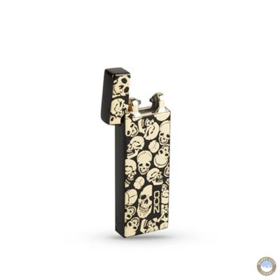 Zico Lighters - USB Skull