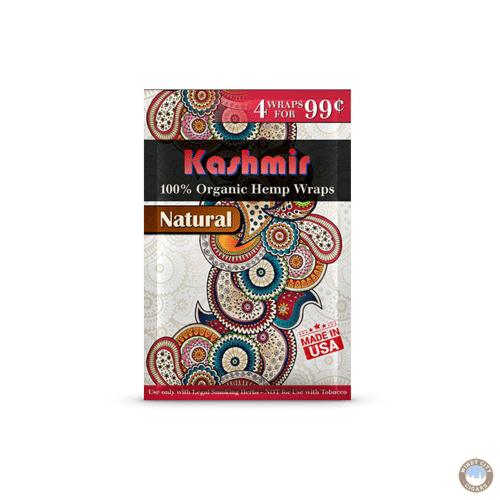 Kashmir Organic Hemp Wraps