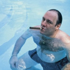 Smoke A Cigar Like Tony Soprano