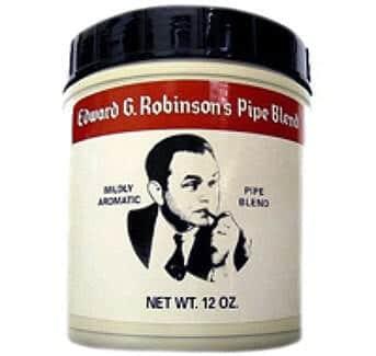 Edward G Robinson Pipe Tobacco