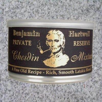 Benjamin Hartwell Pipe Tobacco