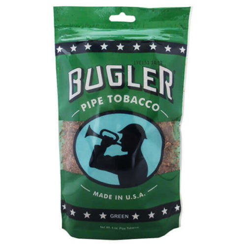 Bugler pipe tobacco for cigarettes