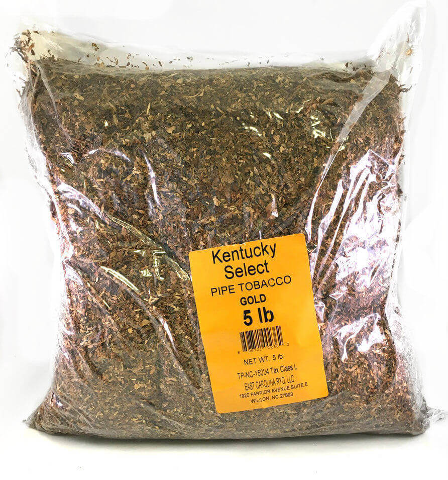 sc 1 st  Windy City Cigars & Kentucky Select (Gold) 5lb Bag Pipe Tobacco