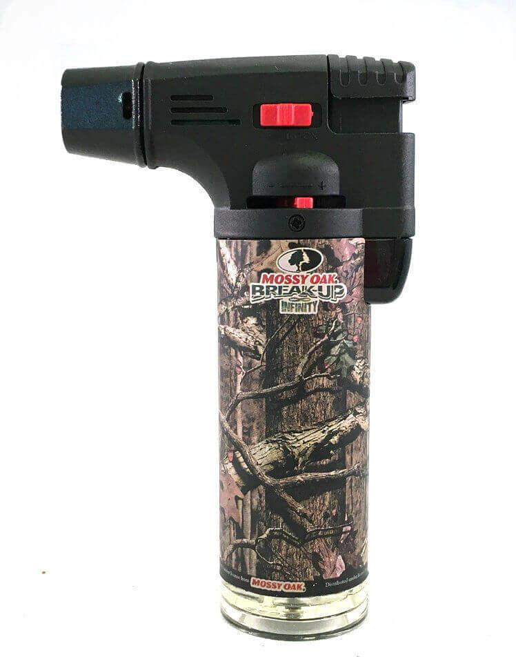 Mossy Oak Eagle Torch Gun Lighter Breakup Infinity