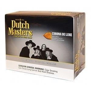 Dutch Master Corona Deluxe Box Of 55 Windy City Cigars
